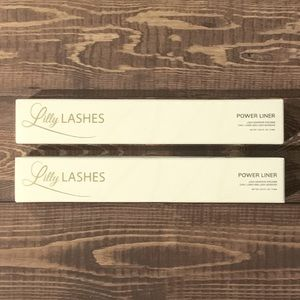 Lilly Lashes Power Liner in Clear - Set of 2